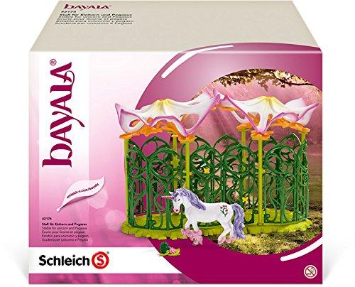 Schleich 42174 - Stall für Einhorn und Pegasus