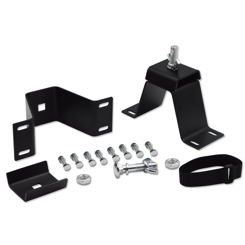 For Hi-Lift Jack Custom Mounting Bracket Kit Fits Off-road Truck Pickup Car UTV ATV