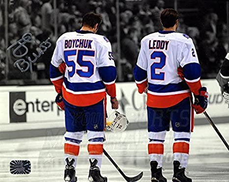 new concept 9e581 cc315 Johnny Boychuk New York Islanders Signed Autographed ...