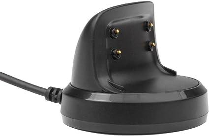 Amazon.com: Samsung Gear Fit 2 (SM-R360) - Cargador ...