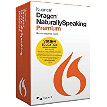 NUANCE COMMUNICATIONS DRAGON PREMIUM 13, FRENCH, STUDENT