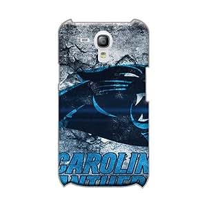 Samsung Galaxy S3 Mini Rhy16869WAug Allow Personal Design Colorful Carolina Panthers Pattern Shockproof Hard Cell-phone Case -AshtonWells