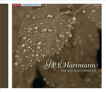 Amazon | J.P.E.ハルトマン: 作...