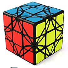 Funs® LimCube 3x3x3 Master Mixup Skewb Cube Black