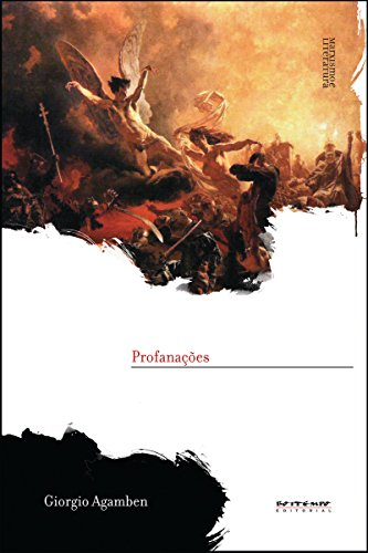 Profanações (Coleção Marxismo e Literatura)