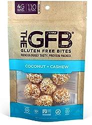 The GFB Grain Free Protein Bites, Blueberry Almond, 4 Ounce, Gluten Free, Non GMO