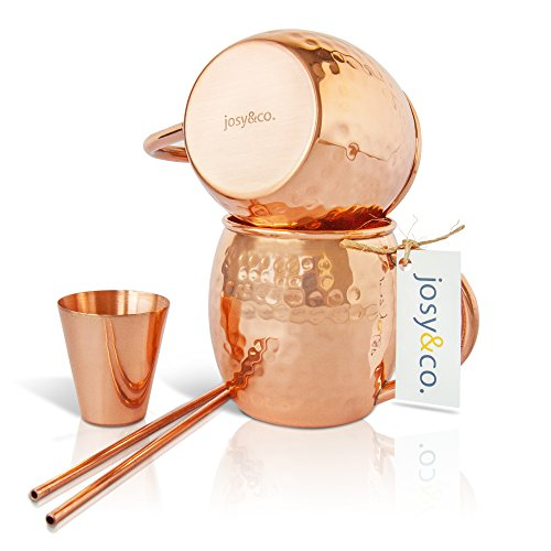 Josy 100 Pure Copper Moscow product image