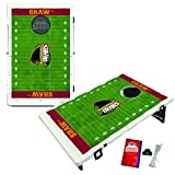 Victory Tailgate Shaw Bears Baggo Bean Bag Toss Cornhole Game Homefield Design