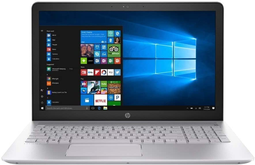 "2019 HP 15.6"" FHD IPS Touchscreen Laptop Computer, 8th Gen Intel Quad-Core i5-8250U up to 3.4GHz (Beat i7-7500U), 8GB DDR4, 1TB HDD + 512GB SSD, 802.11ac WiFi, USB 3.1, Bluetooth, HDMI, Windows 10"