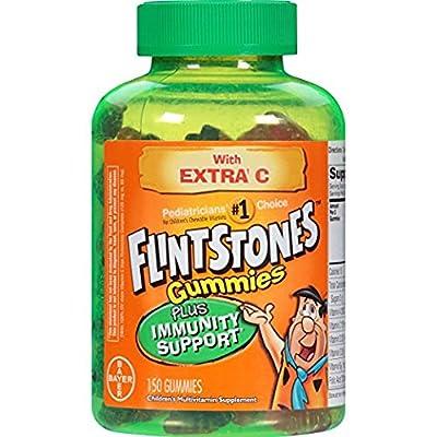 Flintstones Children's Multivitamin Plus Immunity Support Gummies
