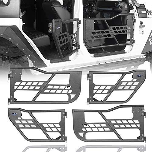 u-Box Jeep Offroad Summer Tube Doors for 07-18 Jeep Wrangler JK-4dr ()
