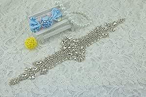 SoarDream Crystal Rhinestone Applique hecho a mano diseño de Boutique
