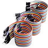 YUV'S Jumper Wires Male to Male, male to female, female to female, 120 Pieces