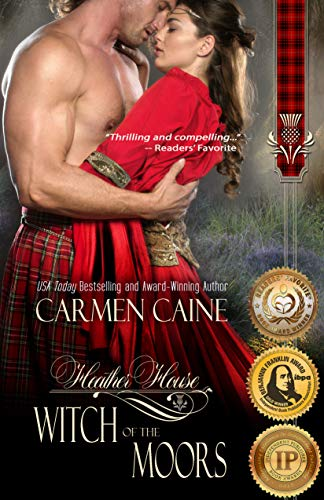 Heather House: Witch of the Moors: (Scottish Romance)