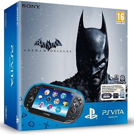 Console Playstation Vita Wifi 3G + Batman Arkham Origins: Black ...