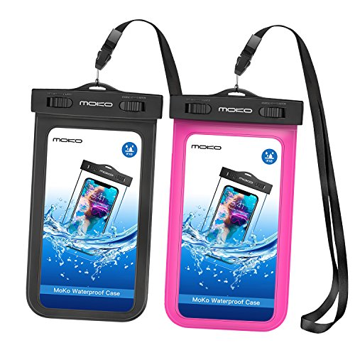 How to find the best waterproof cell phone pouch for 2019?