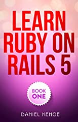 """Get the book that is called """"The best Rails book for beginners.""""For a solid start on Ruby on Rails web development...Get this book by renowned teacher and author Daniel Kehoe. No other tutorial does a better job of explaining the concepts. Ma..."""