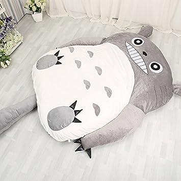 Norson My Neighbor Totoro Sleeping Bag Sofa Bed Twin Double Mattress For Kids Warm