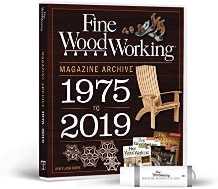 Fine Woodworking 1975 2019 Magazine Archive Usb Version Amazon Com