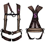 Summit Treestands Women's Pro Safety Harness, Medium