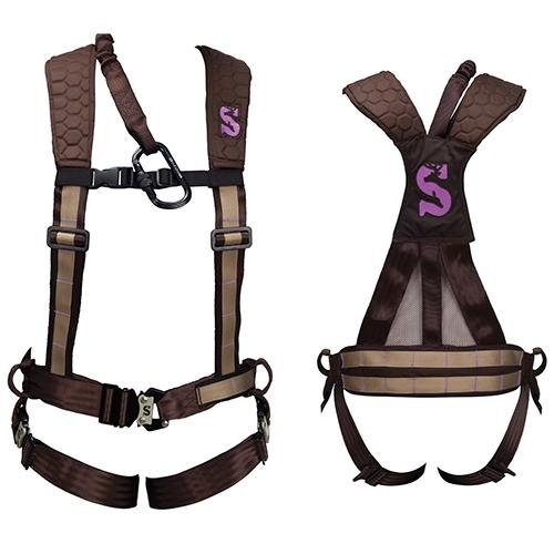 Summit Treestands Women's Pro Safety Harness, Small by Summit Treestands