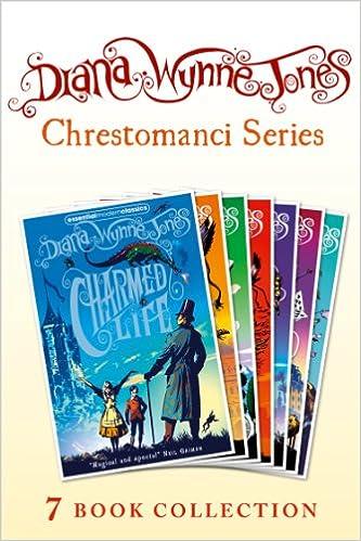 Read The Chrestomanci Series: Entire Collection Books 1-7 PDF