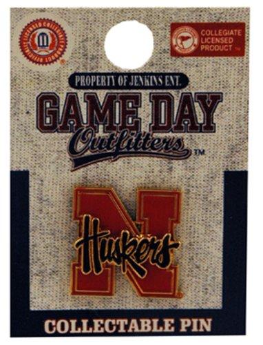 NCAA Nebraska Cornhuskers Logo Lapel Pin