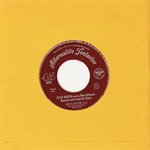 Fannie Mae / Just a Little Bit : Jello Biafra And The New Orleans Raunch And Soul All-Stars: Amazon.es: Música