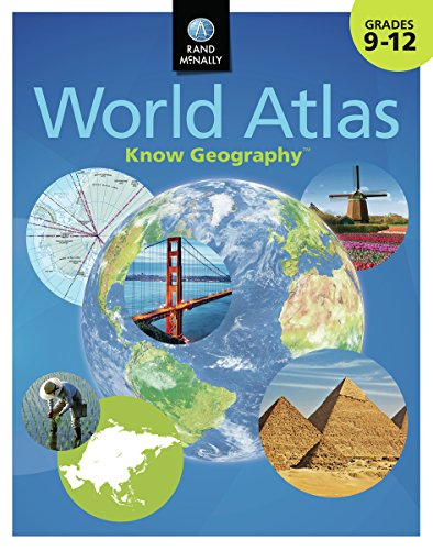 Know GeographyTM World Atlas Grades 9-12