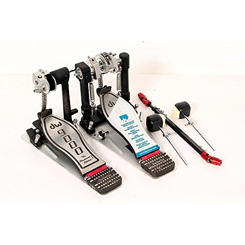 DW 9000 Series Double Bass Drum Pedal Level 3 888365262710