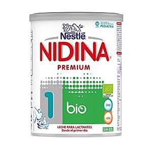 Nestlé NIDINA 1 BIO Leche para lactantes en polvo Bio ...