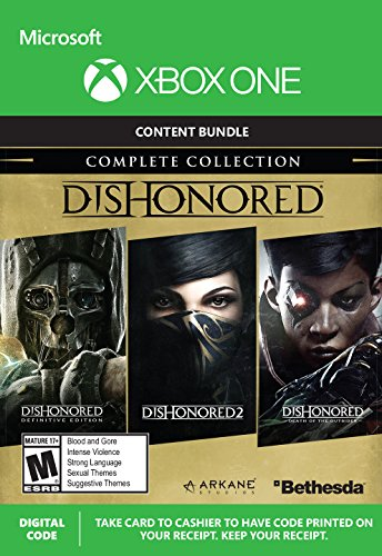 Dishonored Complete Edition - Xbox One [Digital Code] by Bethesda