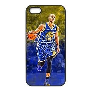 Custom Stephen Curry Basketball Series Iphone 5,5S Case JN5S-1938