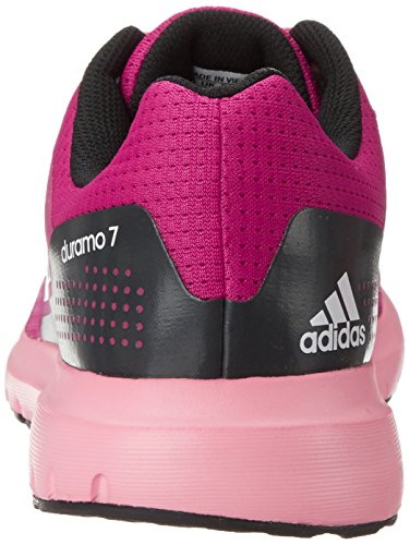 Synthétique 7 De Course Duramo Pink Chaussure white pink Adidas EqwZv4g5n