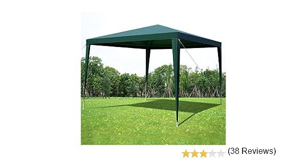 Costway - Palapa, toldo, 3 x 3 m, para usar al aire libre, en el ...