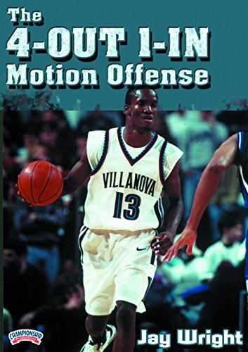 Jay Wright: The 4-Out 1-In Motion Offense (DVD) (Jay Wright 4 Out 1 In Motion Offense)