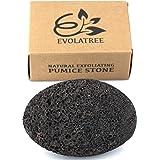 Evolatree - Natural Earth Lava Pumice Stone - Exfoliating Callus Foot Scrub