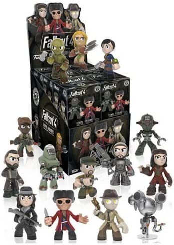 Funko FALLOUT 4 MYSTERY MINIS Vinyl Figure Blind Box 4-Pack