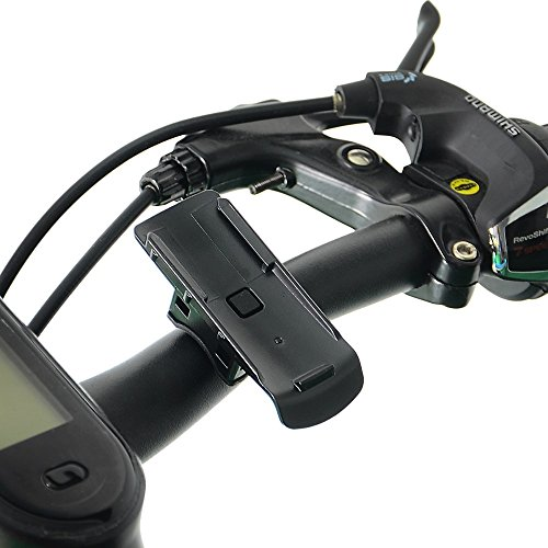 【Best Deals】OriGlam Portable Bicycle/Bike Motor Cart Mount KIT Holder Stand, Handlebar GPS Mount Holder for Garmin GPSMAP 62 62S 62ST 62SC Rino 650 Garmin eTrex 10 20 30 (400t Portable Gps)