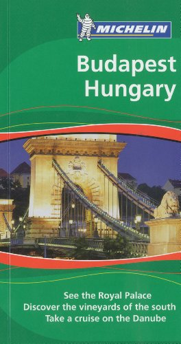 Michelin Green Guide Budapest Hungary, 2e (Green Guide/Michelin)
