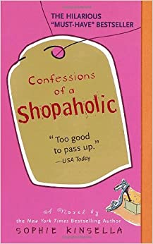 Image result for confessions of a shopaholic book