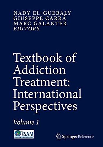 Textbook of Addiction Treatment: International Perspectives