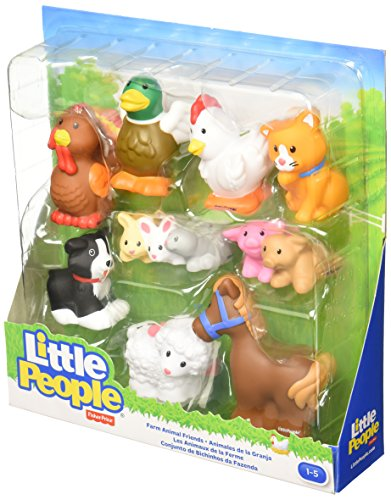Fisher Price Little Friends Bunnies Piglets