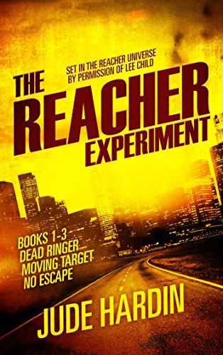 The Jack Reacher Experiment Books 1-3 (A Reacher Universe Collection)