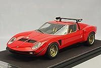 1/18 Lamborghini Miura Jota SVR(レッド) F021-06の商品画像
