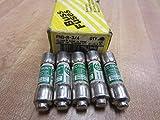 Bussmann FNQ-R-3/4 FNQR34 CC-Tron 3/4 Amp Fuse (Pack of 5)