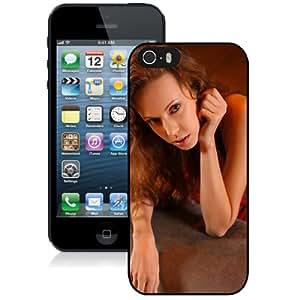 New Custom Designed Cover Case For iPhone 5s With Natasha S Girl Mobile Wallpaper.jpg