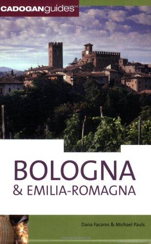 Bologna & Emilia-Romagna, 4th (Country & Regional Guides - Cadogan)