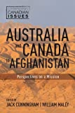 Australia and Canada in Afghanistan: Perspectives