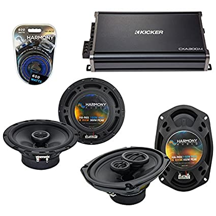 Amazon.com: Compatible with Jeep Commander 08-10 OEM Speaker ...
